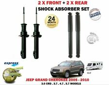 FOR JEEP GRAND CHEROKEE WH WK 2005-2010  2X FRONT + 2x REAR SHOCK ABSORBER SET