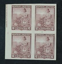 CKStamps: Latin Argentina Stamps Collection Unused H NG Card Proof