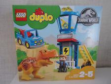 Lego Duplo Jurassic World 10880 r.rex Tower - NIP