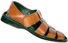 To Boot New York Men's Brown Leather Adam Derrick Fisherman Sandals 8.5 EUR 41
