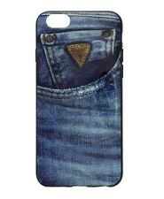 Guess Denim TPU Case for iPhone 6 / 6s (4.7 inch) Jeans (GUMHCP6DE)