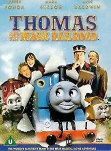 Thomas And The Magic Railroad [DVD] [2000], , Used; Acceptable DVD
