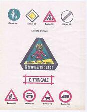 STRUWWELPETER - IMPORTE D'ITALIE - D. TRINGALE  - VELINA INCARTO AGRUMI (48)