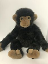 "Applause Orangutan Monkey Plush Bravo Stuffed Animal Vintage  18"" Tall 1988"