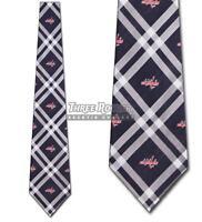 Capitals Tie Washington Capitals Neckties Officially Licensed Mens Neck Ties NWT