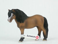 SCHLEICH Horse Animal Model DARTMOOR PONY Bay Mare RETIRED #13651 with TAG