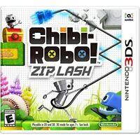 Chibi-Robo!: Zip Lash Nintendo Standard Edition For 3DS 8E