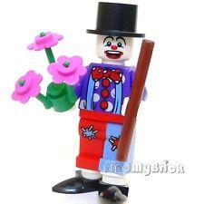 M680 Lego Birthday Fairground Circus Tall Clown Master Joker Custom Minifigure