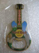 Hard Rock Cafe Bogota Magnet Bottle Opener Guitar Rare