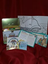 Great Bible Adventure Sunday School Activity Kit Flash Cards Cd Christian Mazes