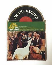 """2013 Panini Beach Boys Trading Cards """"On The Record"""" Pet Sounds Album #12"""