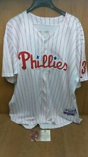 Cliff Lee Autographed Mlb Signed Auto Philadelphia Phillies Baseball Jersey