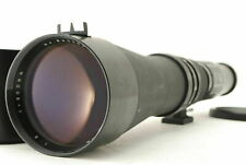 [Almost Mint] Tokina 800mm f/8 Telephoto lens for Canon FD w/ Hood JAPAN 723