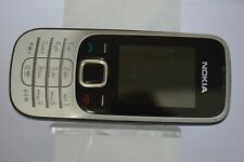 Nokia Classic 2330 - Silver (Unlocked) Mobile Phone