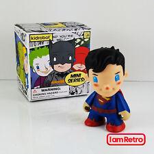 "Super Man - DC Universe Mini's - Kidrobot - 3"" Figure Brand New in Box"