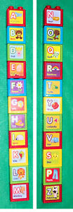 Vtech Sit To Stand Ultimate Alphabet Train Replacement Letter Blocks 11 Pcs.
