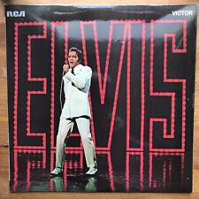 Elvis Presley - NBC Tv Special LP Record 1968 RD 8011 NM EX