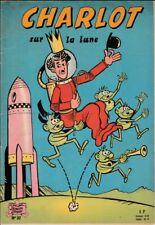 CHARLOT sur la lune N° 37 - 1963 - Maric Serna 2ème Série Jeunesse Joyeuse SPE