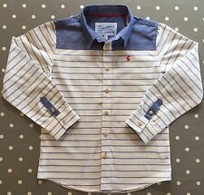 'JOULES' BOYS SUMMER SHIRT~8yrs, WORN ONCE!