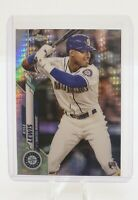 2020 Topps Chrome Kyle Lewis Prism Refractor Rookie Card - ROY RC Mariners