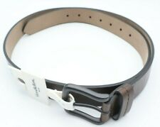 Goodfellow & Co. Men's PU Bonded Leather Brown Belt SIZE Large 36-40 MENS NEW