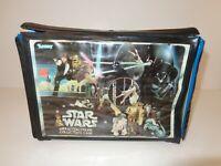 Star Wars Vintage Vinyl Mini Action Figure Collector's Case Kenner 1977 Used