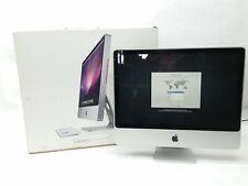 "Apple iMac 24"" Intel Core 2 Duo 2.4GHz 4GB 320GB MA878LL A1225 Computer PC"