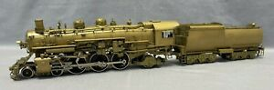NJ Custom HO Scale Brass Southern Pacific Class P-13 4-6-2 - EC