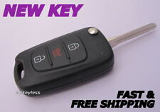 OEM KIA SOUL keyless entry remote fob transmitter flip key NYOSEKSAM11ATX