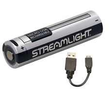 Streamlight 22101 SL-B26 USB Rechargeable Lithium Battery 1 Pack & Charging Cord