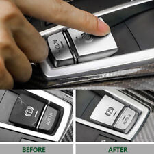 UK Parking Brake P Button Switch Cover Cap Fit for BMW 5/7Series X3 X4 X5 X6