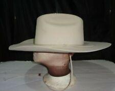 Stetson Cowboy Hat  D4 Ranch Tan SF0575D440 COWB--R 5X Size 7-3/8 R Oval
