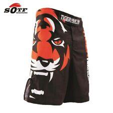 Shorts Boxing Fighting Bermuda Kick Boxing Wrestling Tiger Sotf Shots
