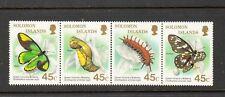 Solomon Islands Stamps 1987 Birdwing Butterfly Complete set MNH SCV $23.00