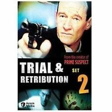 Trial & Retribution - Set 2 (DVD, 2009 - 4 Discs)  BRAND NEW