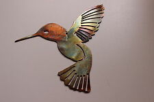 Hummingbird  Metal Wall Art Decor