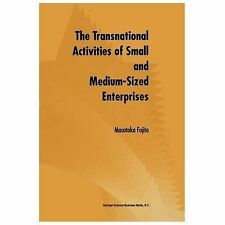 The Transnational Activities of Small and Medium-Sized Enterprises by...