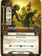 Lord of the Rings LCG - 2x orkhaufen #062 - gli eredi di Numenor