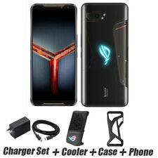 Asus ROG Phone 2 Gaming 12+512GB Smartphone Nero Senza Contratto W/Fan Cooler
