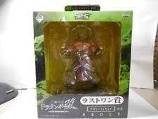 New Dragonball Z Broly figure Ichiban kuji Last 1 PVC Banpresto