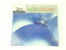 CD (NEW) Season's Greetings: The Millennium Collections 20th Century Masters