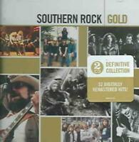 VARIOUS ARTISTS - SOUTHERN ROCK: GOLD [2 CD] NEW CD