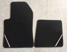 Autoteppiche Fußmatten für Ferrari 599 GTB 2006-2011 Kunstleder Velours Neu
