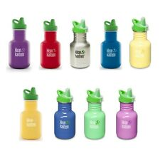 KLEAN KANTEEN - KID KANTEEN STAINLESS STEEL BOTTLE WITH SIPPY LID 355ML