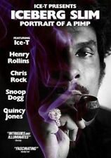 Iceberg Slim Portrait of a Pimp 0625828620720 DVD Region 1