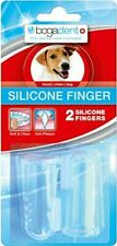 Bogar AG Bogadent Silicone Finger for Dogs, Pack of 2