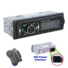 Bluetooth Car Radio Audio MP3 Player Stereo USB / SD / MMC AUX Hands-free 12V