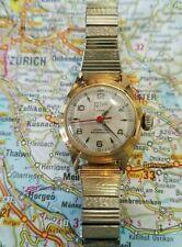 Vintage SWISS FELCA 17 Jewels Automatic Woman's  Watch