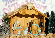 "Cherished Teddies Wolfgang ""the Spirit Of Christmas Is In US All"" limitiert 2000"