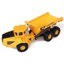 Truck Construction Vehicle Model Car Toy 1:87 Scale Diecast with box